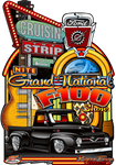 2019 F-100 Grand National Metal Sign