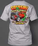 2020 Cruisin' The Coast Burnout Design