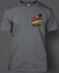 2020 Cruisin' The Coast Main Design T-Shirt