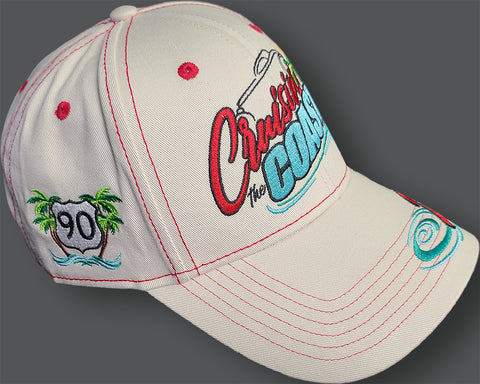2020 Cruisin' The Coast Hat Main Design