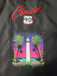 2020 Cruisin' The Coast Sublimation Camp Shirt