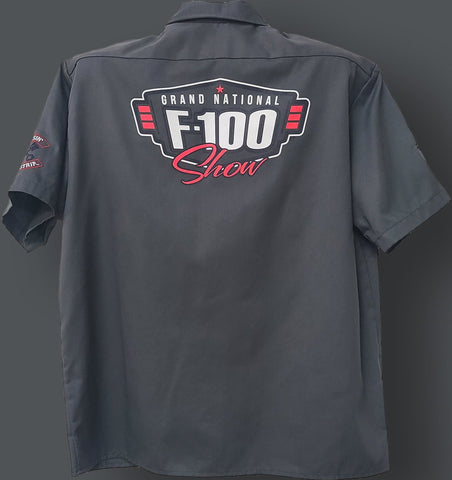 2020 Grand National F-100 Work Shirt