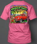 2020 Fall Emerald Coast Cruizin' T-Shirt Main Design