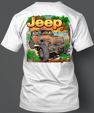 2020 Florida Jeep Jam Main Design