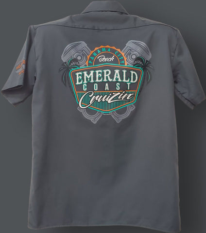 2019 Emerald Coast Cruizin' Dickies Shirt