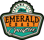 Emerald Coast Cruizin' Logo Sign (Made to Order)