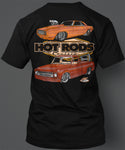 Hot Rods Dark Design Chevy