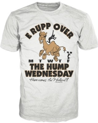 Ed Rupp Over The Hump T-Shirt