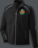 Custom Embroidered Jacket with your choice of logo (MADE TO ORDER)