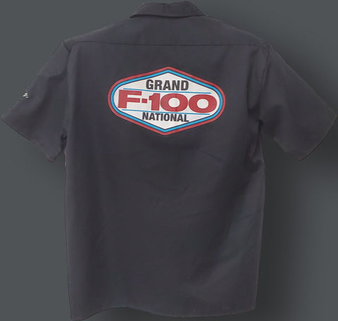 2019 Grand National F-100 Dickies Shirt (MADE TO ORDER)