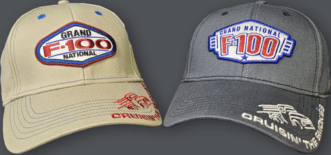 Grand National F-100 Offshore Hats