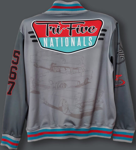 2019 Tri-Five Nationals Sublimated Jacket