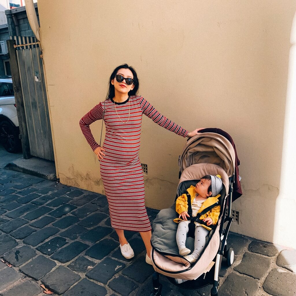 Meet the mama behind the brand One Eco Step