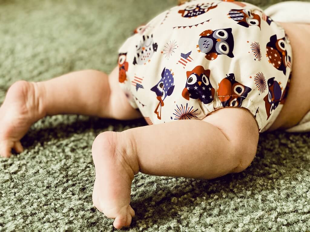 5 Truths about cloth nappies