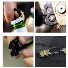 Load image into Gallery viewer, Mini 20 In 1 Outdoor Multi Tool