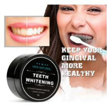 Load image into Gallery viewer, Charcoal Activated Teeth Whitener