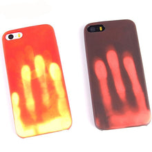 Load image into Gallery viewer, Heat Sensitive iPhone Case