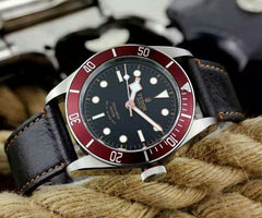 second hand tudor watches