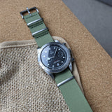 Nylon NATO Watch Strap - Sage - GS&W