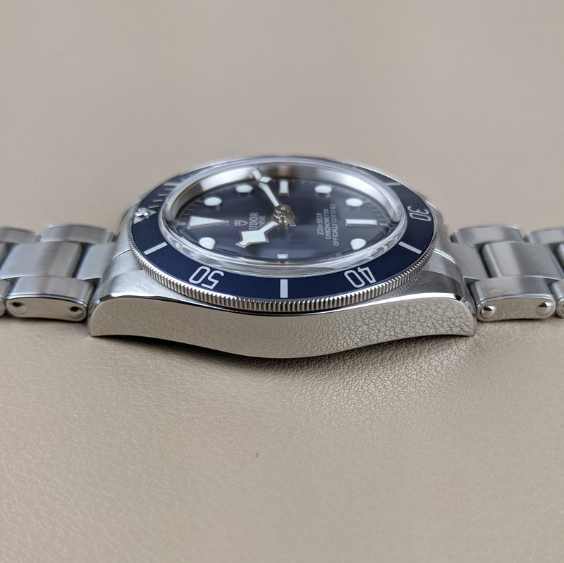 TUDOR HERITAGE BLACK BAY 58 79030B - GS&W