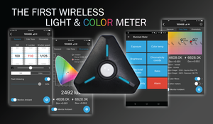 IM150 Wireless Light and Color Meter