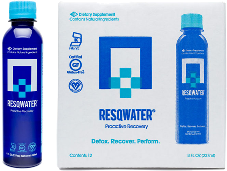 RESQWATER Monthly Subscription