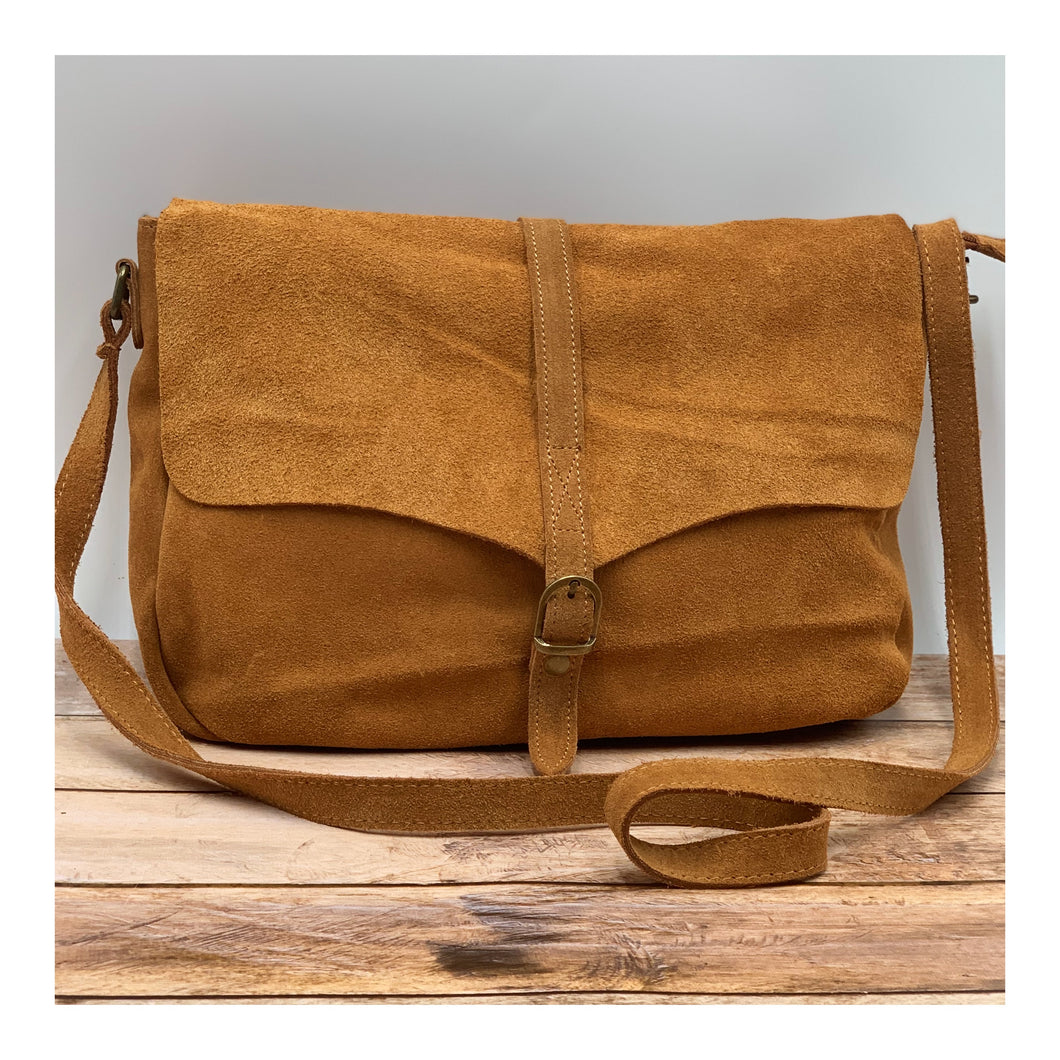 Sac Crazy Lou naturel