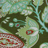 evergreen paisley