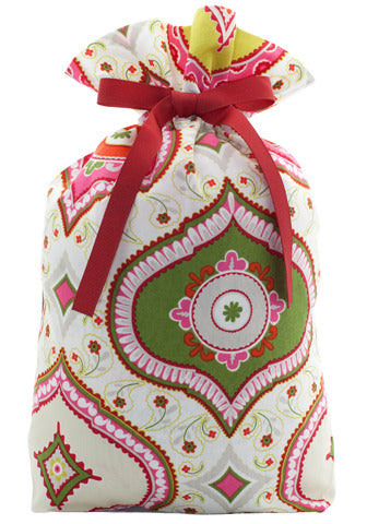 it's ornamental cloth gift bag