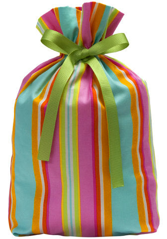 beach party cloth gift bag