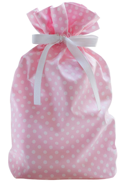 dottie mini pale pink cloth gift bag
