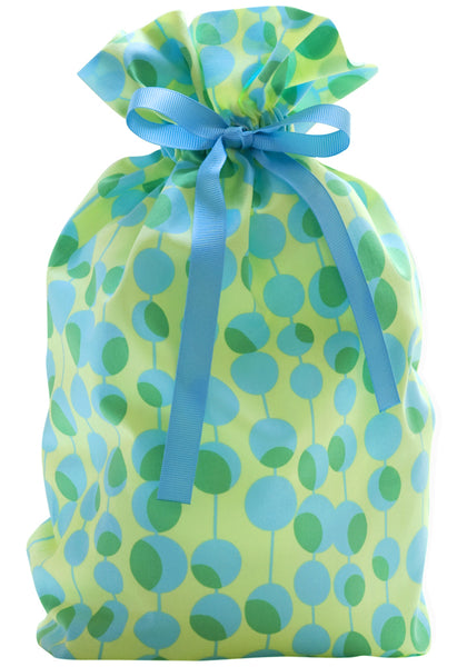 martini cloth gift bag