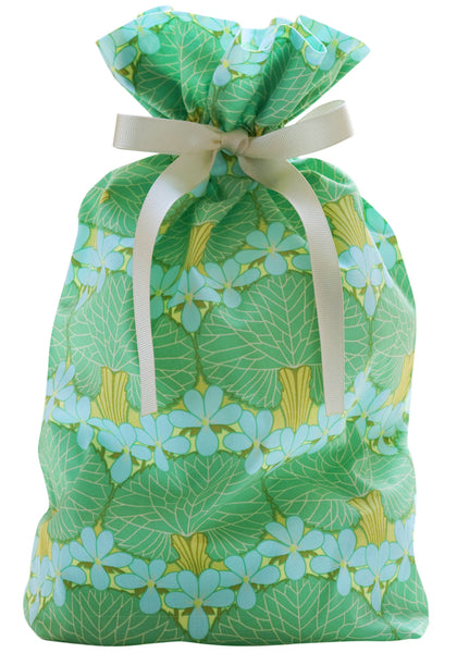 nouveau garden cloth gift bag