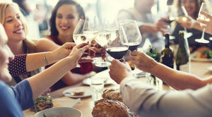 Now Science Says So: Eating Together is Good for You!