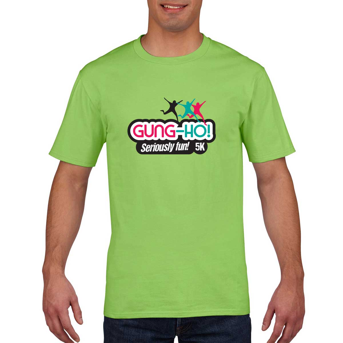 Gung-Ho! Men's Tee - Regular Fit