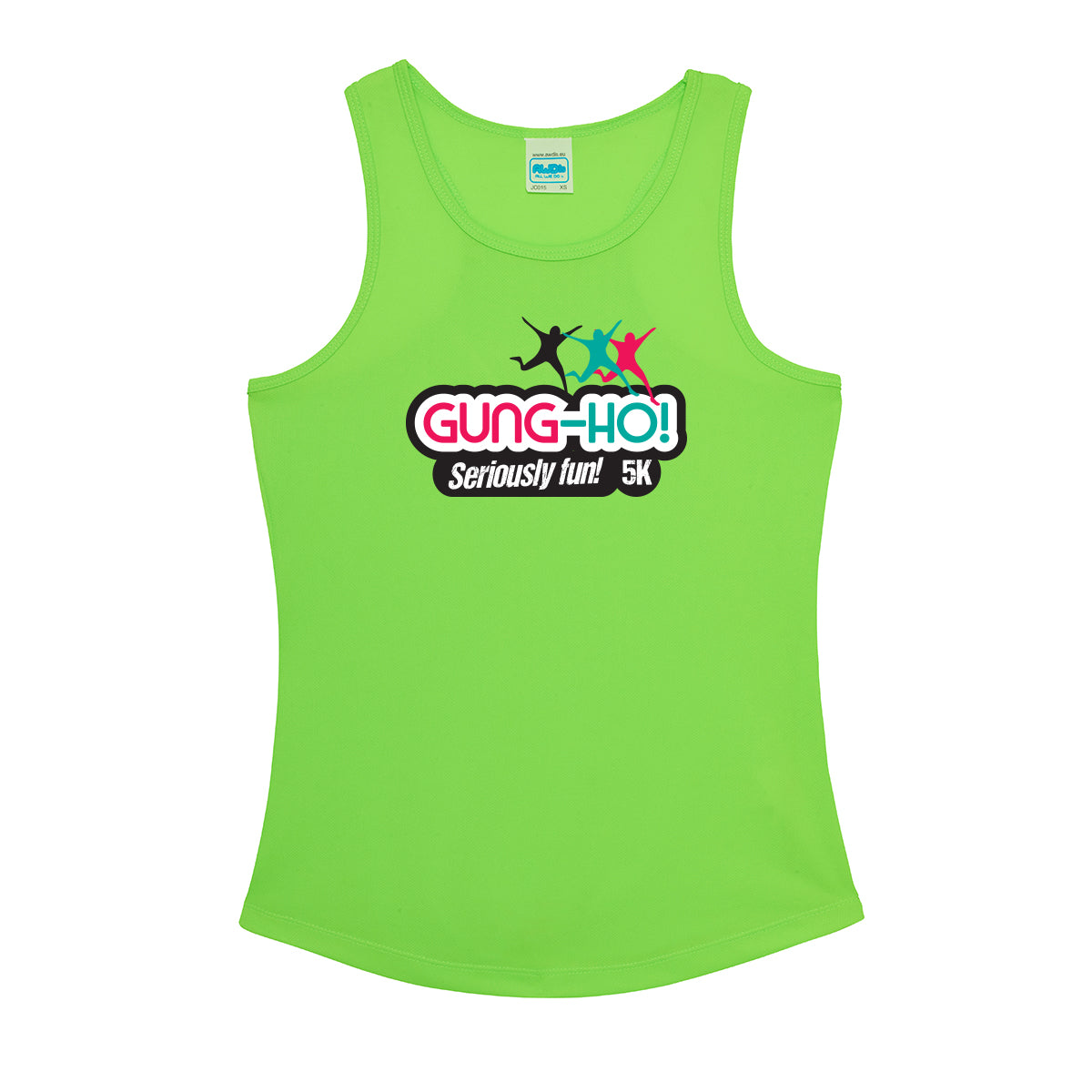 Gung-Ho! Women's Sports Vest