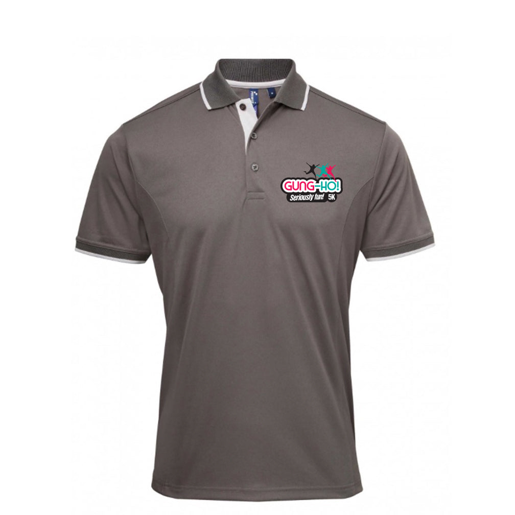 Gung-Ho! Men's Polo Shirt