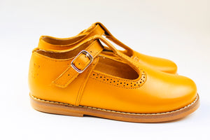Yellow Leather Boots - Women's Yellow Shoes | Piccolo Shoes