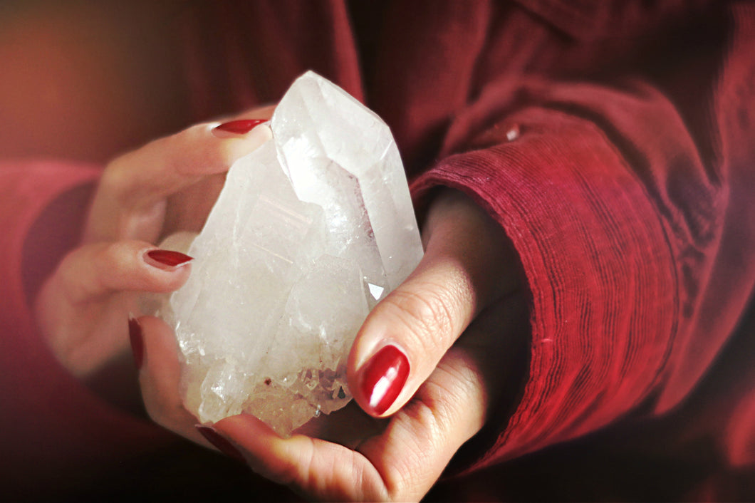 Crystal Energy Reading