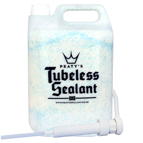 Peaty's Tubeless Sealant 5L Workshop Pump Tub