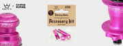 Peaty's x Chris King (MK2) Tubeless Valves Accessory Kit