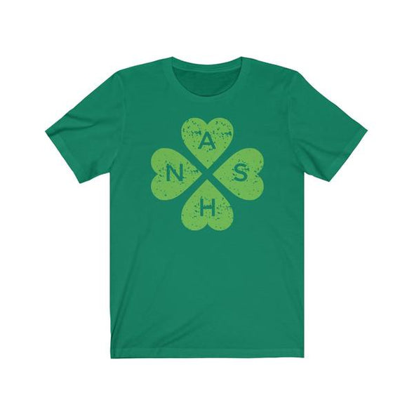 Nash Clover Shirt - NashvilleTN Instagram