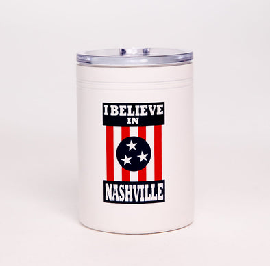 I Believe In Nashville Small Tumbler - NashvilleTN Store