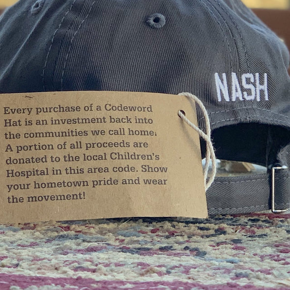 615 - NASH (GREY CAP) - NashvilleTN Store
