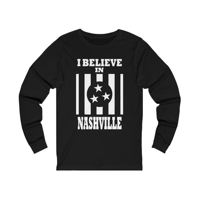 IBIN - Long Sleeve T-Shirt - NashvilleTN Instagram