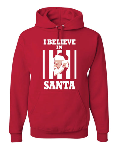 I Believe In Santa Adult Hoodie - NashvilleTN Store