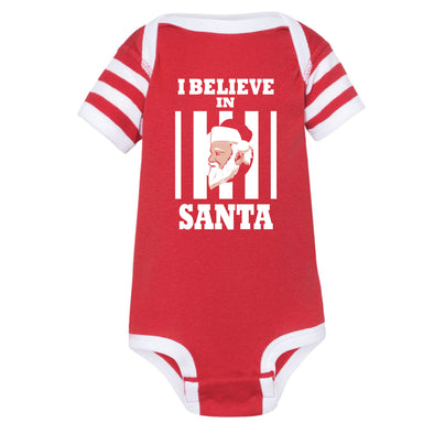 I Believe In Santa Onesie - NashvilleTN Instagram