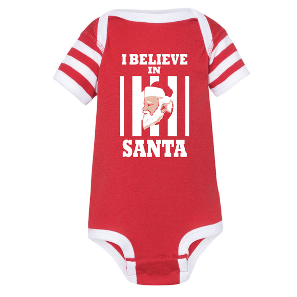 I Believe In Santa Onesie - NashvilleTN Store