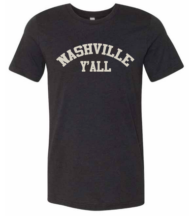 Nashville Y'all Shirt - NashvilleTN Store