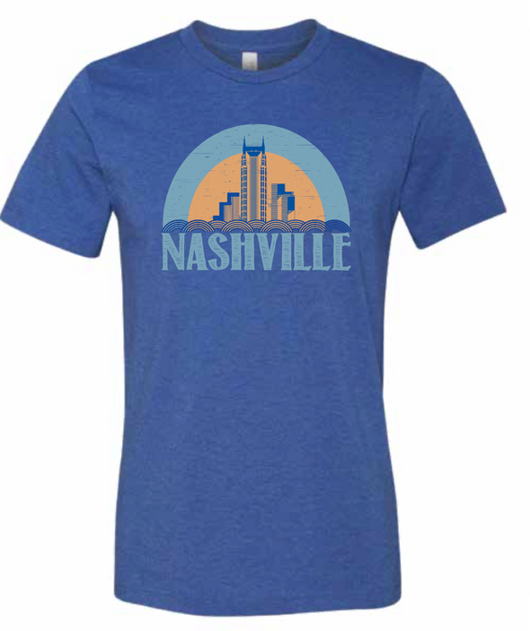 Nashville Skyline Shirt - NashvilleTN Instagram